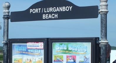 Port / Lurganboy Beach