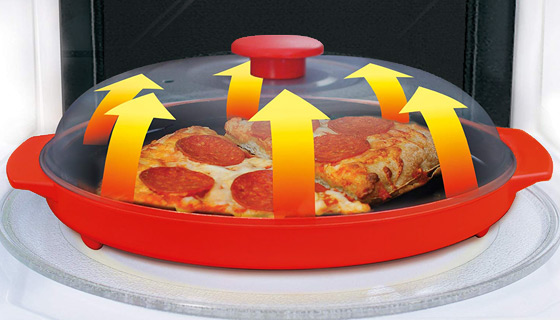 reheatza microwave crisper the best