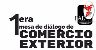A celebrarse la primera mesa de diálogo de Comercio Exterior
