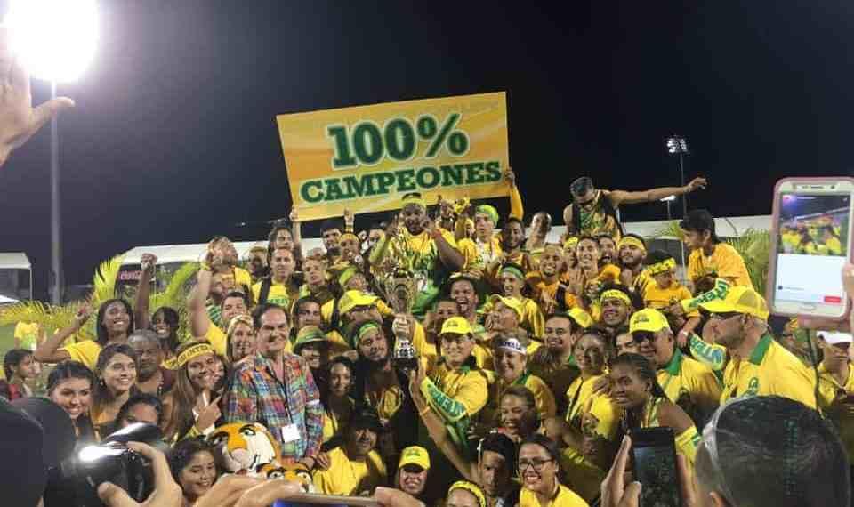 Universidad Interamericana se corona campeona de las Justas LAI en ambas ramas