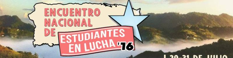 Se celebra el primer Encuentro Nacional de Estudiantes en Lucha