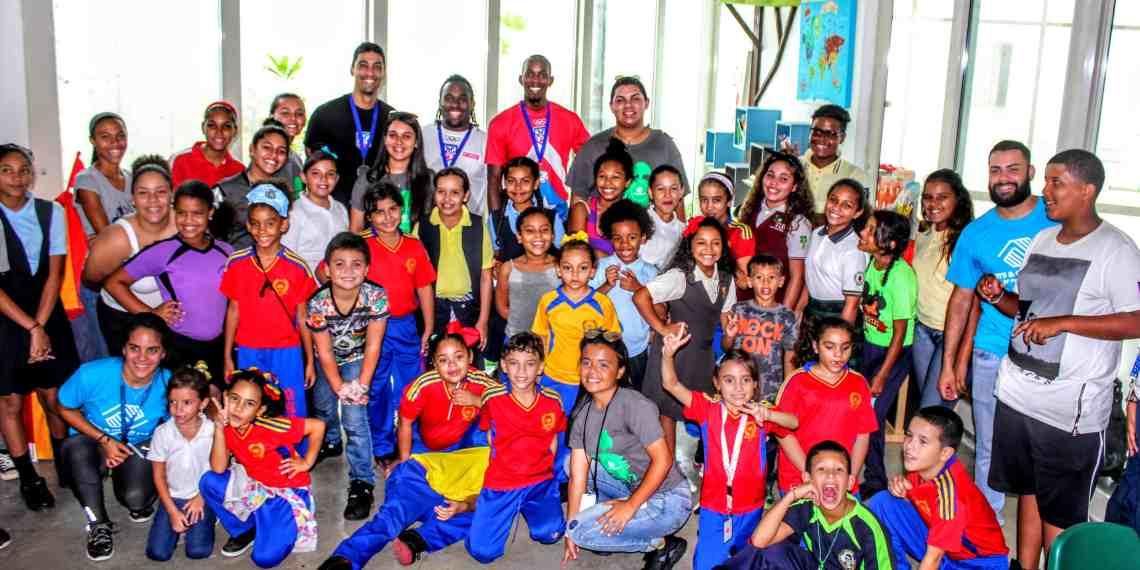 Estudiantes de Recreación organizan Semana del Deporte dedicada al atleta puertorriqueño