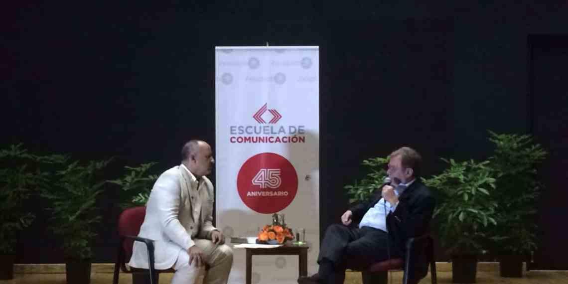 Fundador de El País visitó la UPR