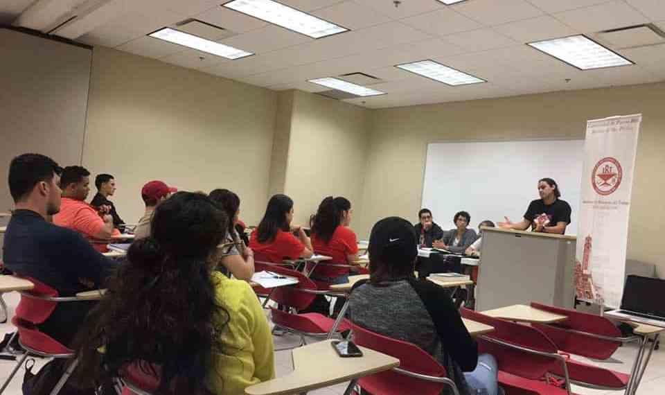 Plan de acción para estudiantes de RELA