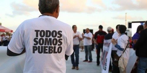 Colectivo Todos Somos Pueblo convoca manifestación para el 1 de mayo