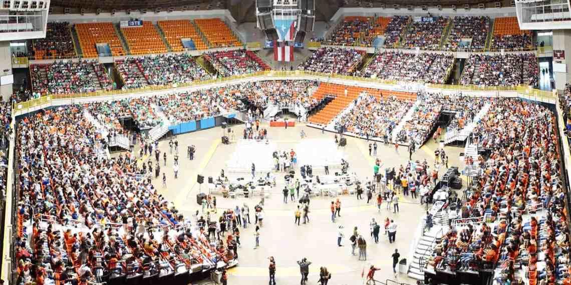 Montarán pantalla para estudiantes que no puedan entrar a la Asamblea Nacional UPR