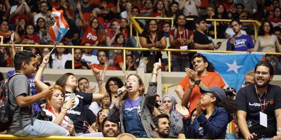 Asamblea Nacional Estudiantil UPR aprueba huelga sistémica indefinida