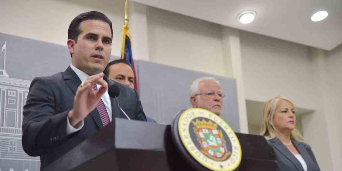 Gobernador rechaza y cataloga como actos criminales los incidentes ocurridos durante manifestación