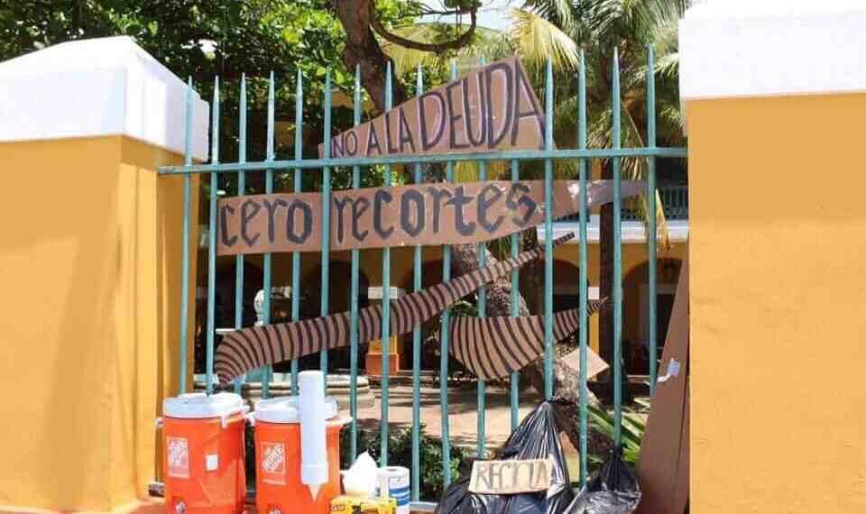 Escuela de Artes Plásticas y Diseño deroga el voto de huelga