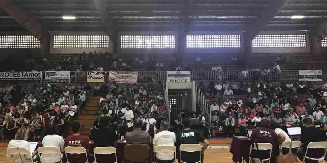 """""""Molesto"""" el profesorado de la UPR ante persistencia de recortes"""