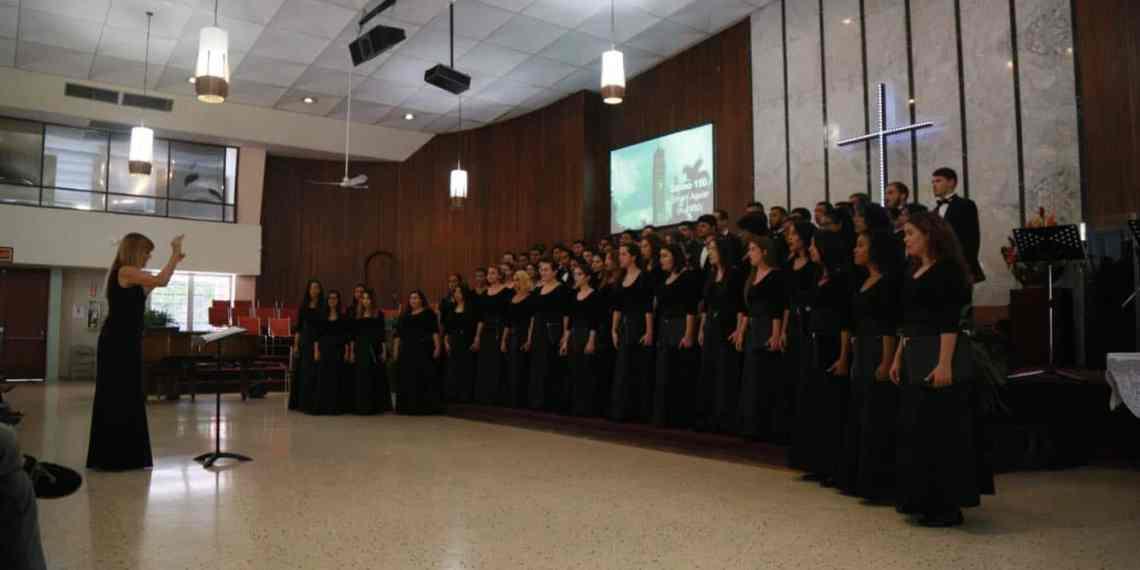 Coro de la UPR se prepara para festival internacional en Costa Rica