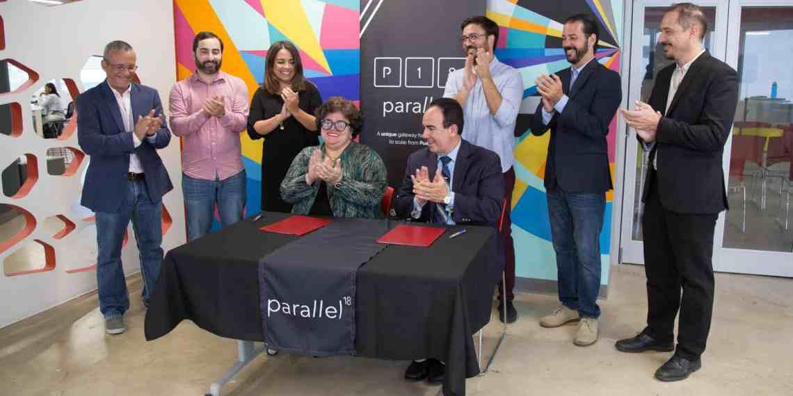 Se alían Parallel18 y UPR-Río Piedras para adiestrar futuros empresarios