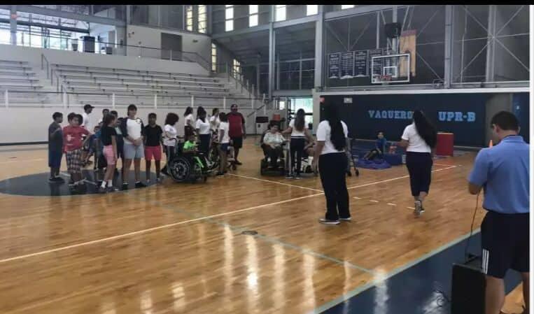 UPR Bayamón culmina programa de verano para la comunidad especial