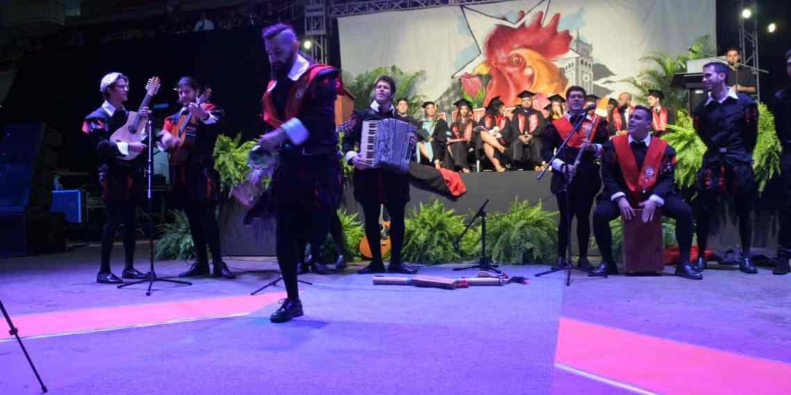 Tuna Bardos UPR a competir en Portugal