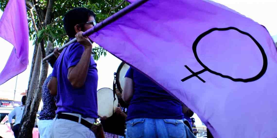"""La Colectiva Feminista en Construcción celebra """"fogueo"""" por el derecho a decidir"""
