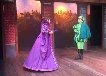 """Teatro Rodante pone en escena """"Don Gil de las Calzas Verdes"""""""