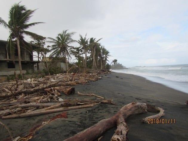 Estudio revela que el huracán María aplanó gran parte de las playas de la isla