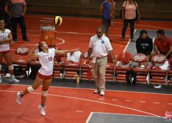 Las jerezanas ganan juego de voleibol contra UPRH