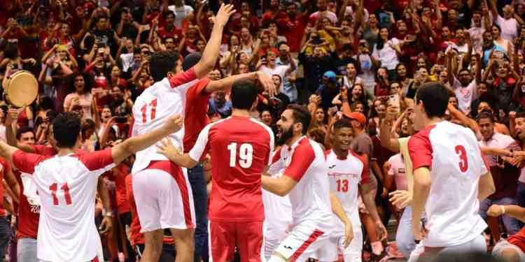 La IUPI avanza a las semifinales de Voleibol