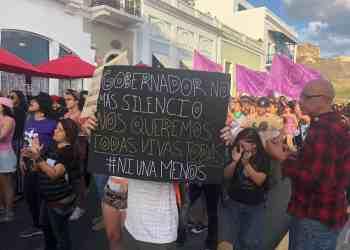 Legisladoras del Partido Nuevo Progresista repudian manifestación de grupo feminista