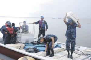 Es frecuente en las zonas del caribe los operativos del Ejército en busca de lanchas narco. LAPRENSA/S. LEON (Imagen desde portal http://www.laprensa.com.ni)