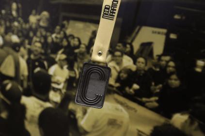 Medalla Medio Maratón CDMX Banorte