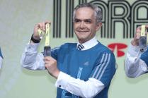 Presentación de Medio Maratón CDMX Banorte