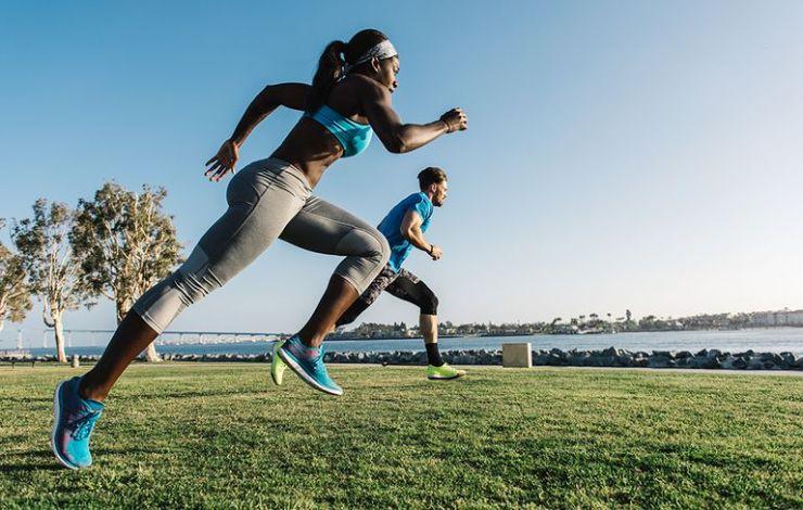 4 entrenamientos de Sprint que aumentarán tu velocidad