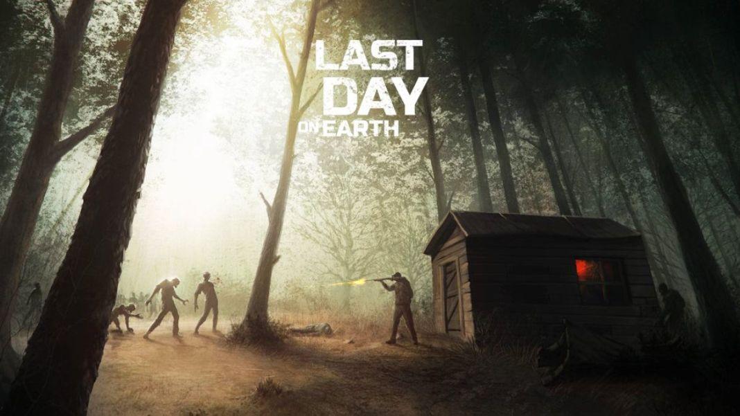 Bosque en Last Day on Earth