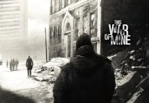This War of Mine - Calles destruidas por la guerra