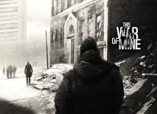 This War of Mine - Calles destruidas por la guerra