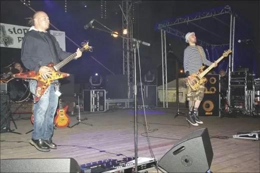 """Grupa """"Lipali"""" była gwiazdą ósmego Open Air Rock Festiwalu"""