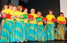 W konkurencji edukacyjnej pierwsze miejsce zajęła drużyna KGW Sasino (gmina Choczewo).