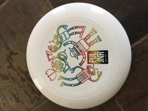 Junior Rainbow Disc