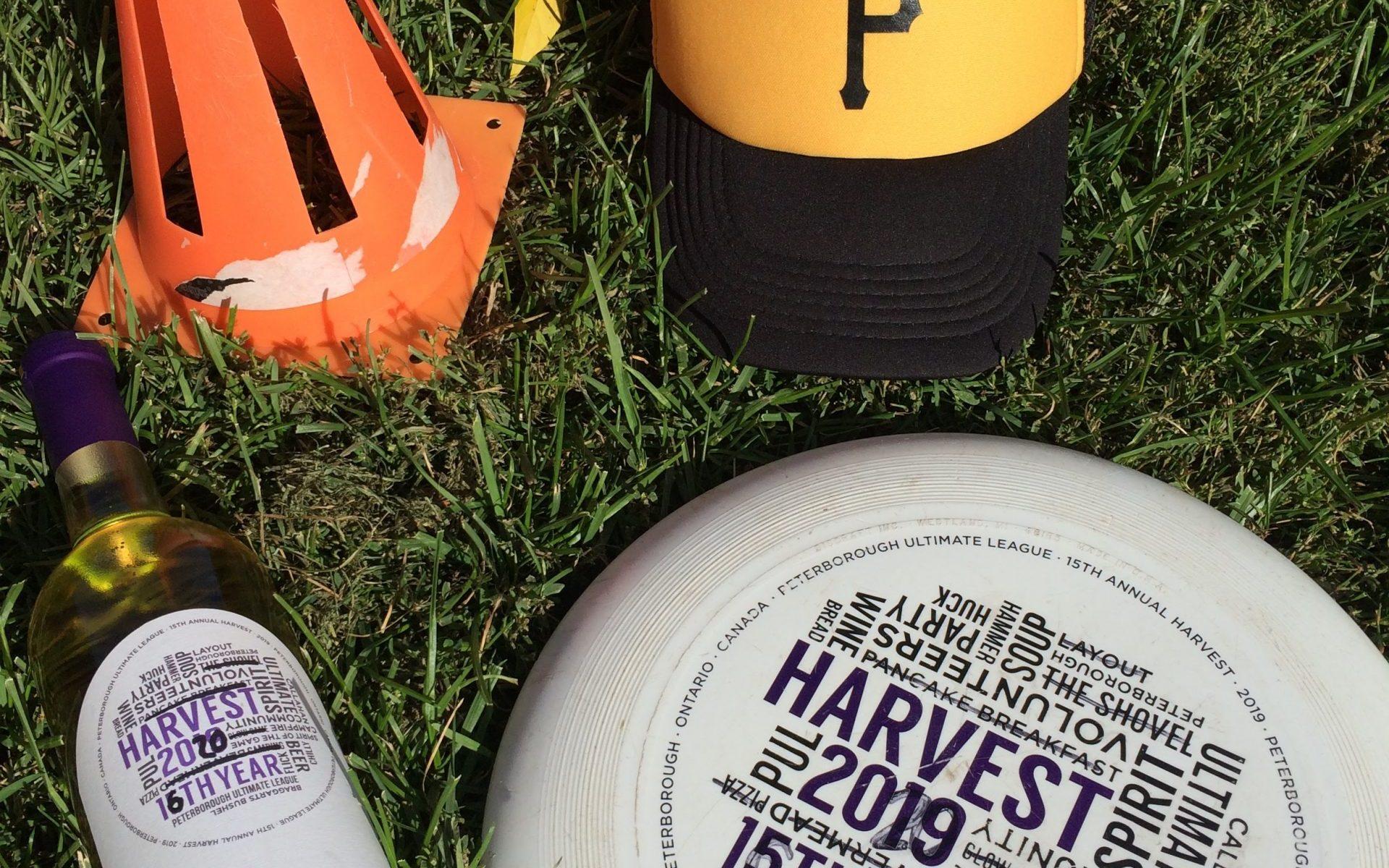 Harvest/Pax 6 2020