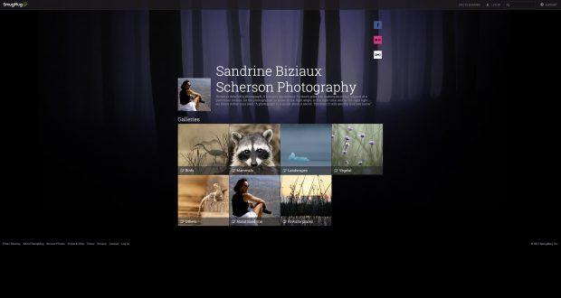 Sandrine Biziaux-Scherson