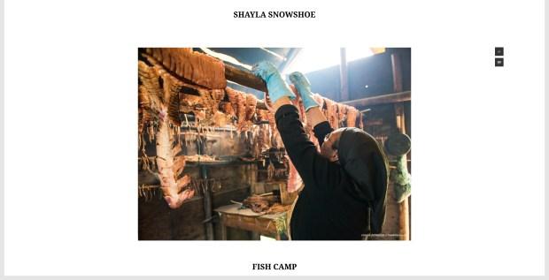 Shayla Snowshoe