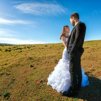 Pumba Private Game Reserve Weddings Loving Look On A Sunny Day