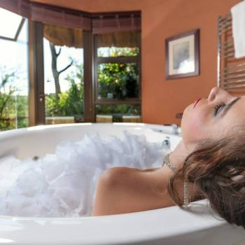 Pumba Private Game Reserve Weddings Relaxing In The Tub