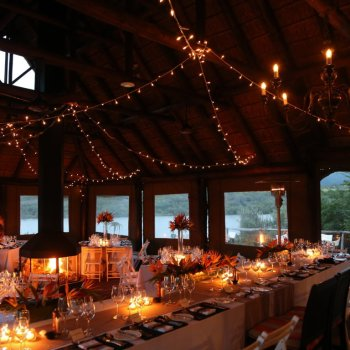 Pumba Private Game Reserve Weddings Water Lodge Wedding Reception Layout