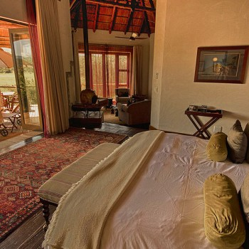 Pumba Private Game Reserve Luxurious Room