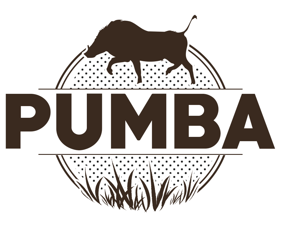 Pumba logo Brown