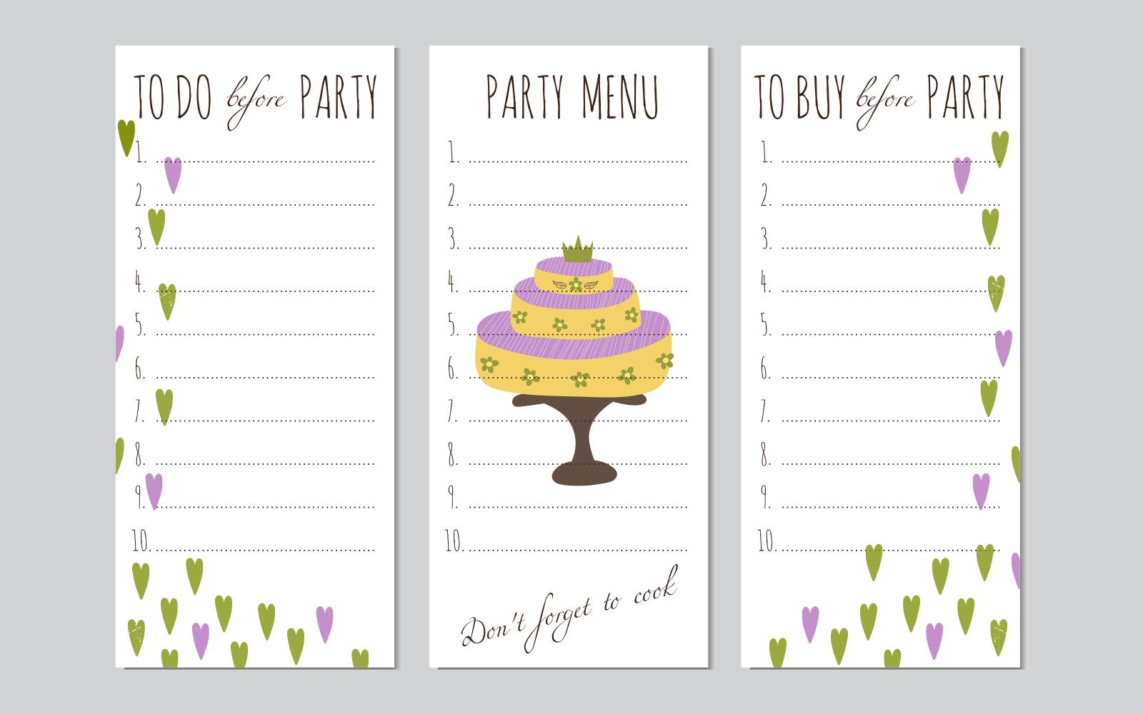 Complete Kids Birthday Party Checklist Pump It Up