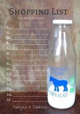 Chevalait Shopping List write in which shop from Pumpjack Piddlewick