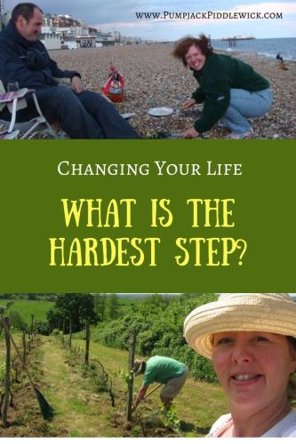 Changing your life and following the dream with PumpjackPiddlewick