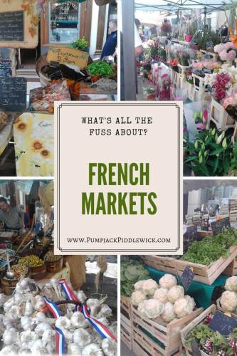 Whats all the fuss about a French Market with Pumpjack Piddlewick