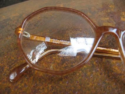 Guy Laroche Paris Made in France 1970s glasses tortoiseshell_I_PumpjackPiddlewick