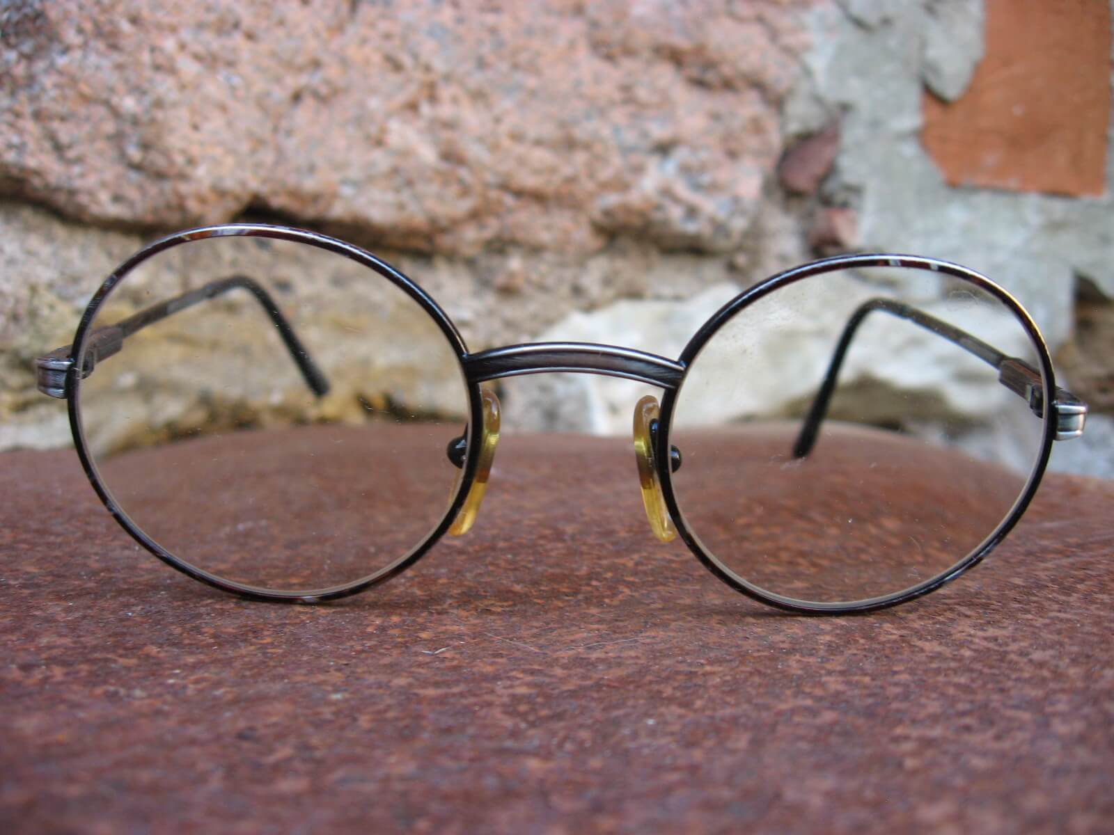 harry potter eyeglasses vintage 1980s French eye wear_C_PumpjackPiddlewick