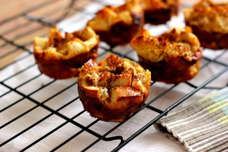 Crispy on the outside and soft on the inside, you'll love grabbing these These Cinnamon French Toast Cups are light, delicious, and filled with the classic flavors of vanilla and cinnamon.