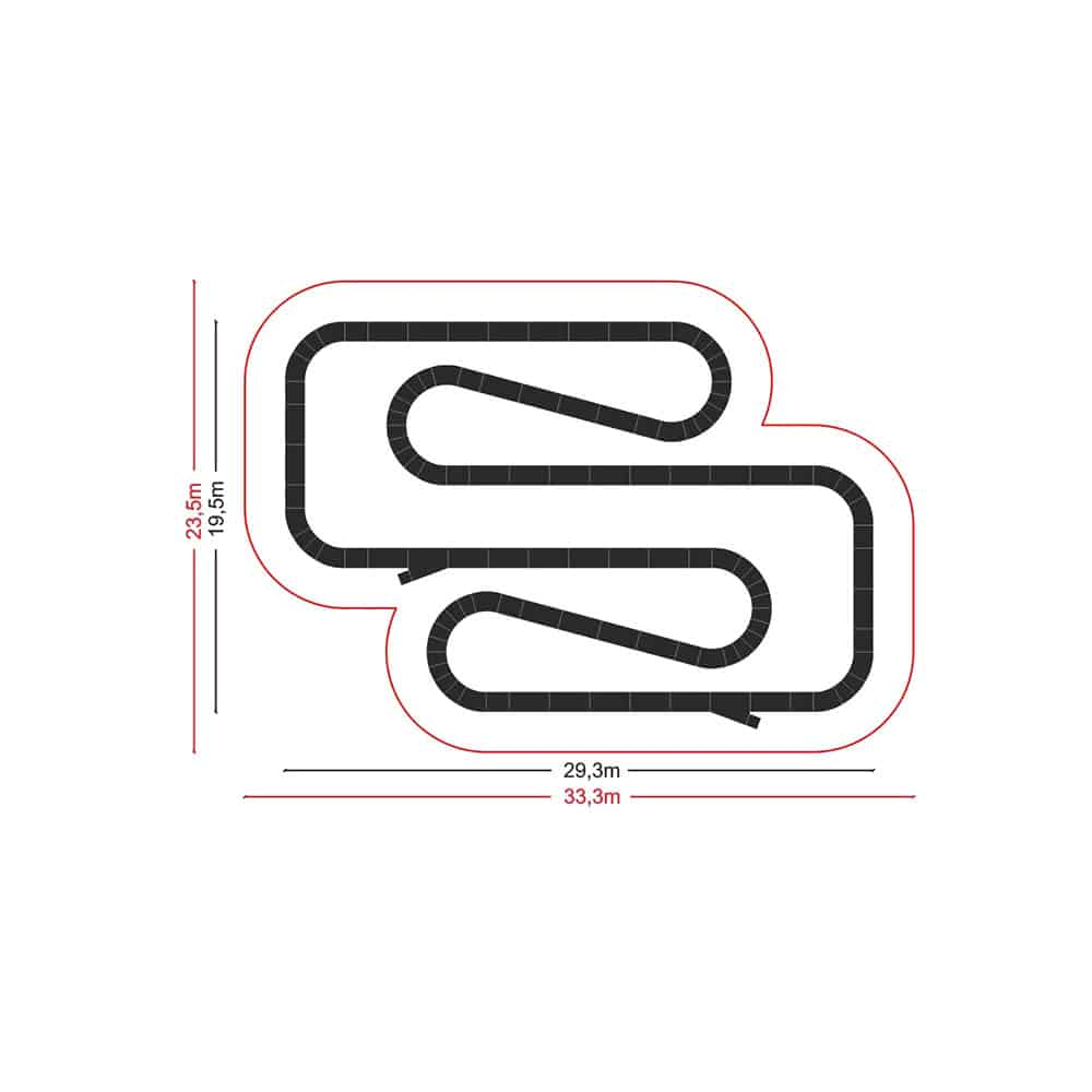 silverstone pc7 dimensions - PC08A - Pumptrack Snake
